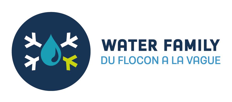 Water Family - Du Flocon à la Vague